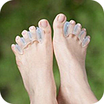 services correct toes