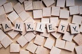 anxiety scrabble